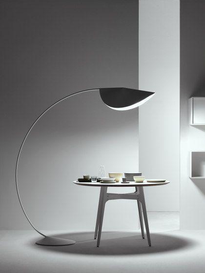 General lighting | Free-standing lights | Circle Lamp | De Padova ...