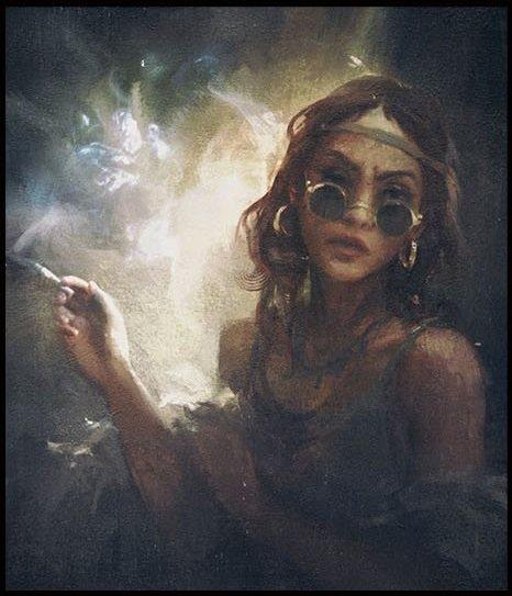 Etherfields фото и видео Tesera Witchcraft, Art, Drawings