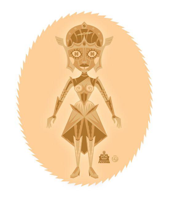 GoddessBot!