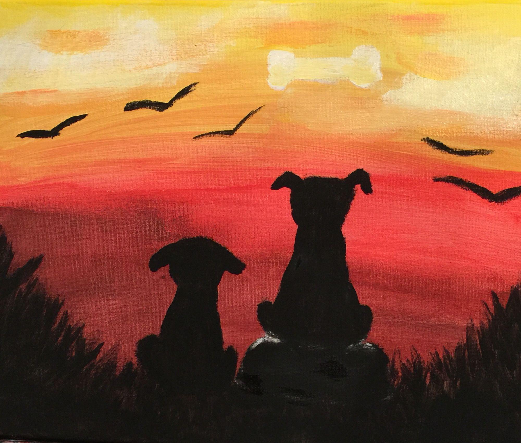 Cloud Watching Art Painting Canvas Art Painting Canvas Art Painting Acrylic