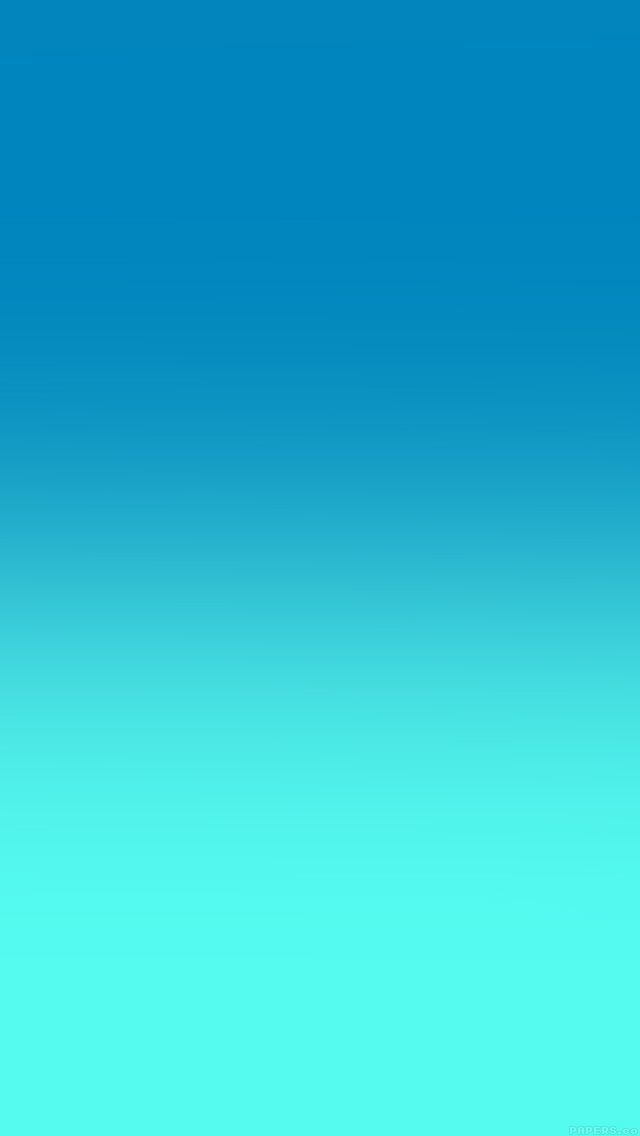 Sf26 Blue Sky Mind Gradation Blur Iphone Xs Iphone Wallpaper