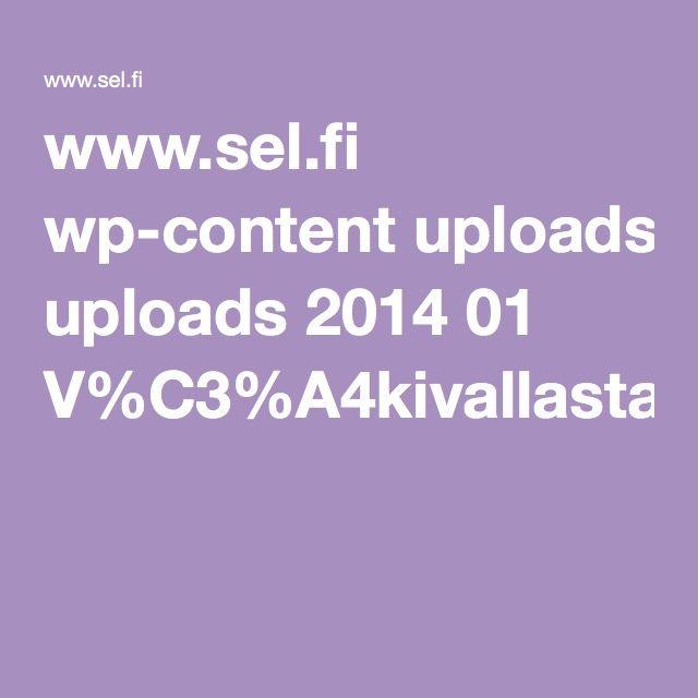 www.sel.fi wp-content uploads 2014 01 V%C3%A4kivallasta-v%C3%A4litt%C3%A4miseen-Sari-Manninen-2011.pdf