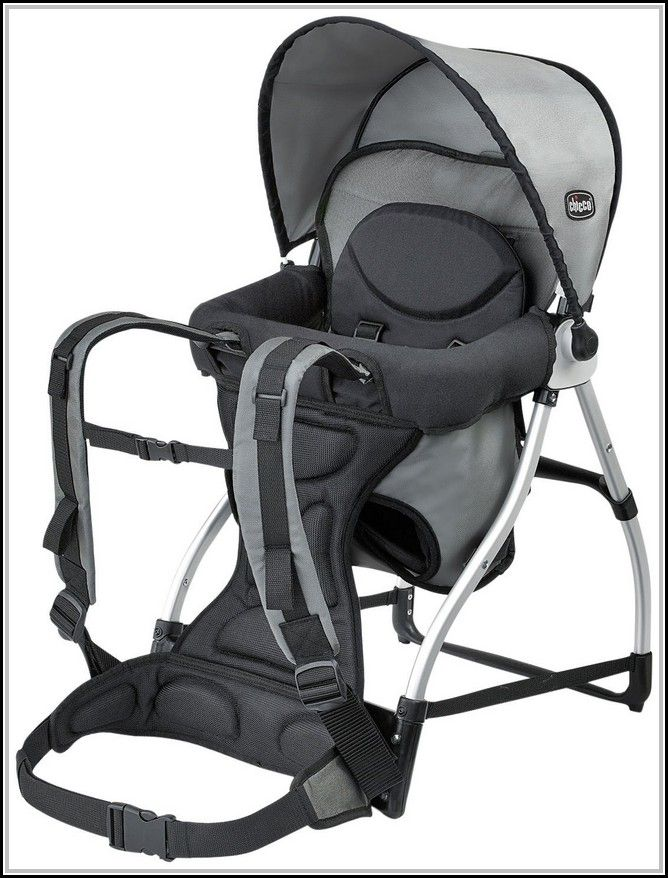 6f80233b8da Chicco Smart Support Backpack Baby Carrier Graphite