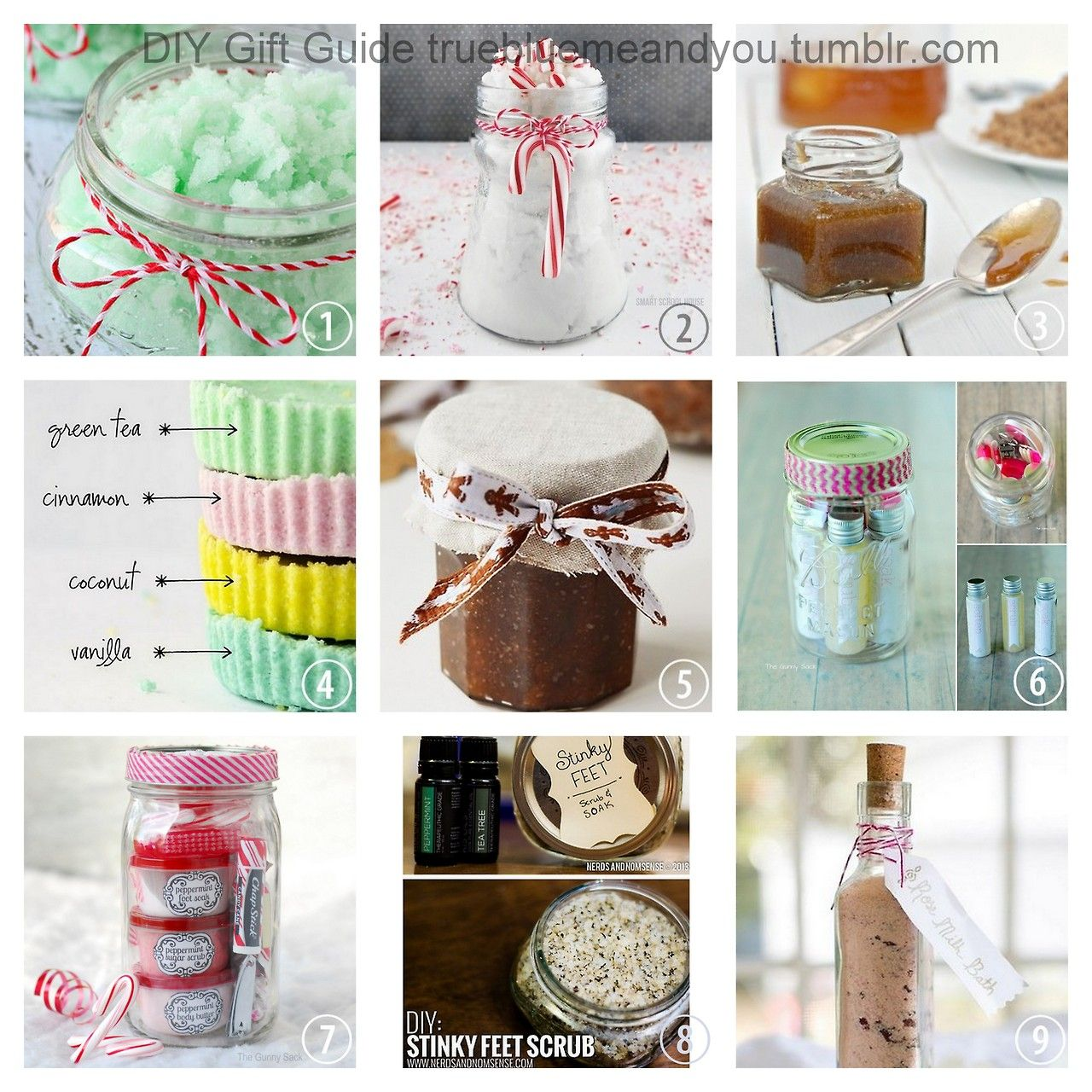 diy cheap and easy spa gifts part from of my blogs