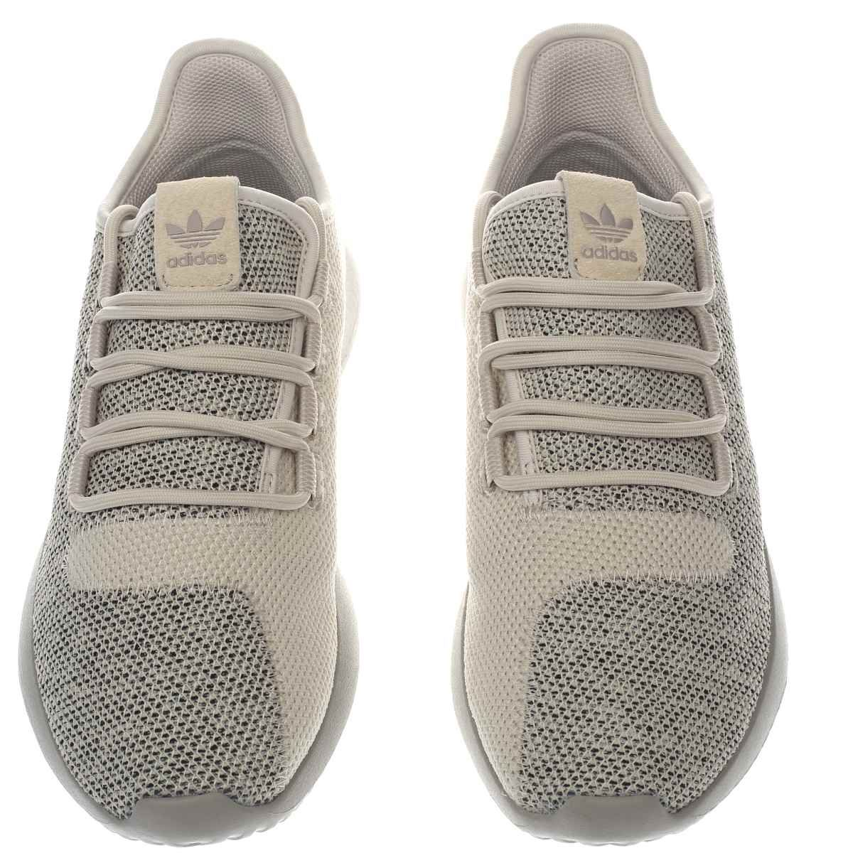 8e92de8fd womens adidas beige tubular shadow knit trainers | shoes | Adidas ...