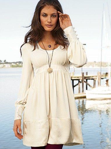 Sukienka Z Jedwabiem Victoria S Secret L 40 4690194328 Oficjalne Archiwum Allegro Fashion White Dress Summer Style