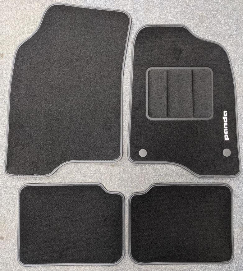 Fiat Panda Hybrid Carpet Mat Set 50290384 In 2020 Fiat Panda Fiat Accessories Fiat