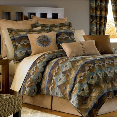 Dakodah Southwest Comforter Bedding By Croscill Az House