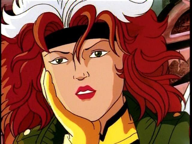 Rogue Rogue Comics X Men Marvel Rogue