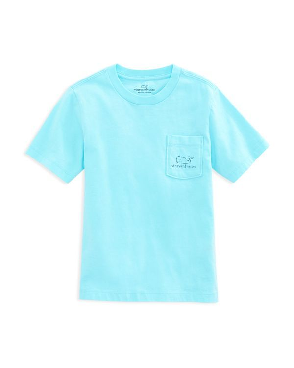 177f004c Vineyard Vines Boys' Vintage Whale Pocket Tee - Sizes S-xl | Cotton |  Machine wash | Imported | Fits true to size | Ribbed crewneck, short  sleeves, ...