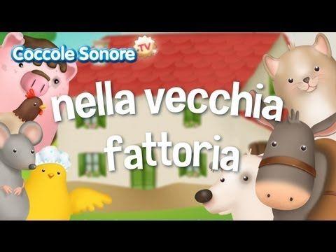 1420e30f0b Nella Vecchia Fattoria- Canzoni per bambini di Coccole Sonore ...