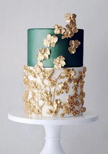 7 Wedding Cakes That Are Edible Works of Art - The Scout Guide