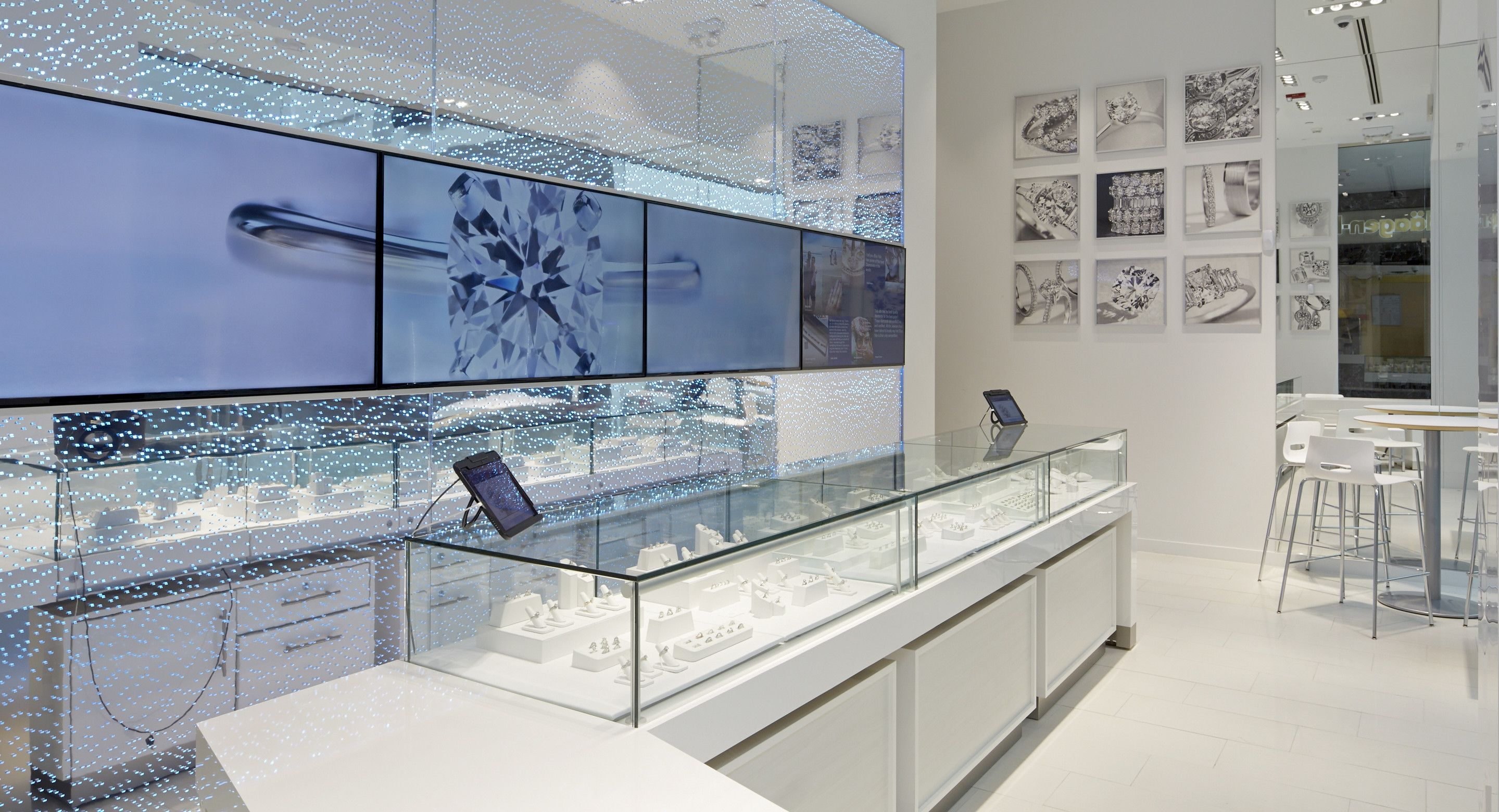 blue nile store - Google Search | Retail | Pinterest | Blue nile