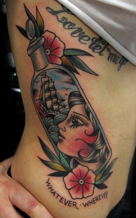 Traditional Tattoo Tattoo Pinterest Tatuaje Old School