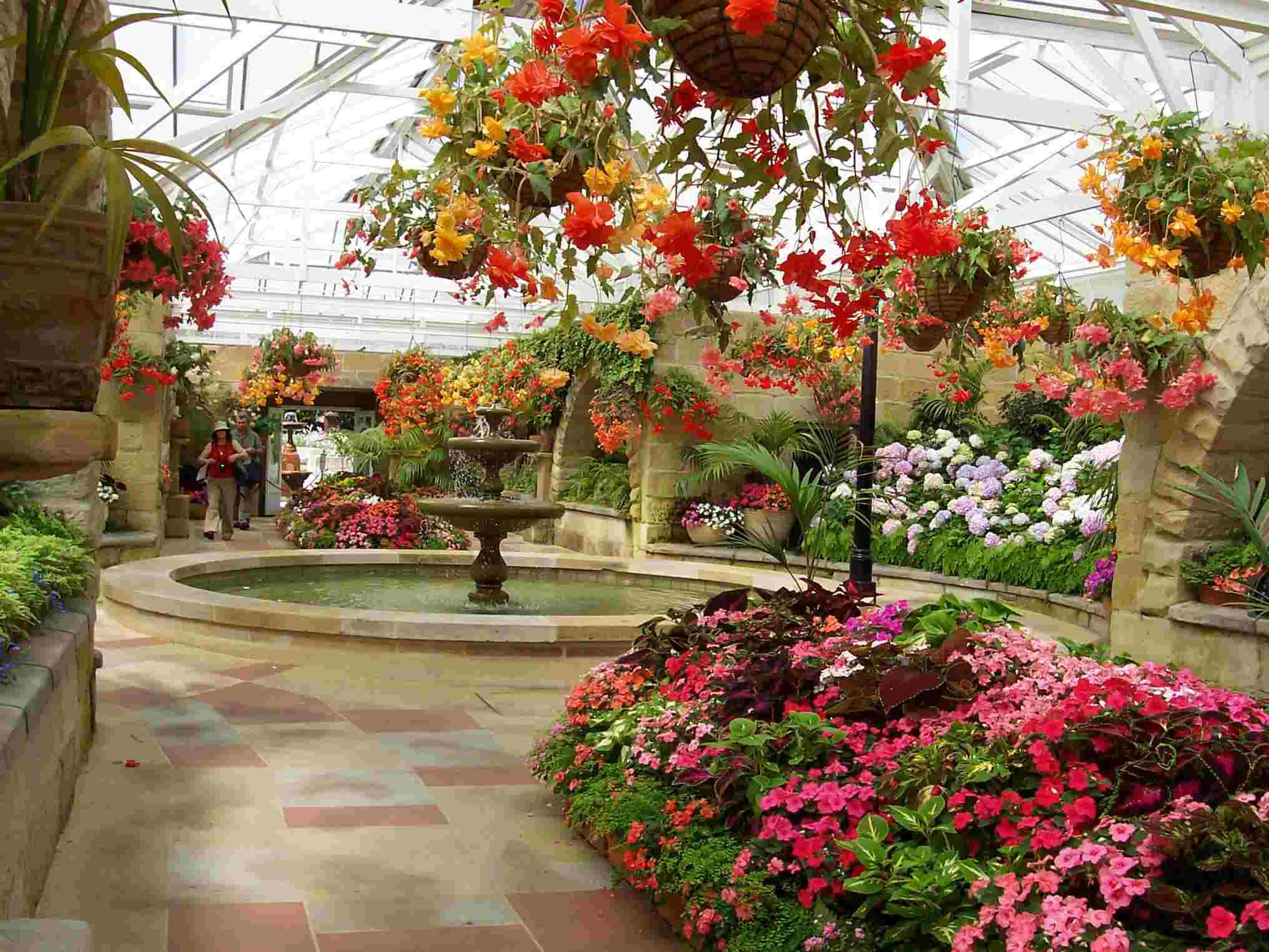 Jardines y espacios verdes jardines jardines fondos - Paisajes y jardines ...