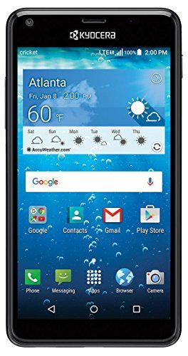 10 Best Cricket Wireless Phones For Sale In 2020 In 2020 Kyocera Smartphone Phone