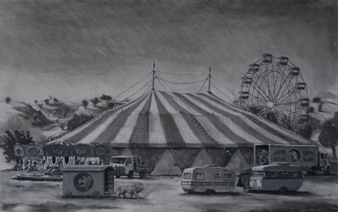 Vintage Circus Tent | Current, upcoming and past ...