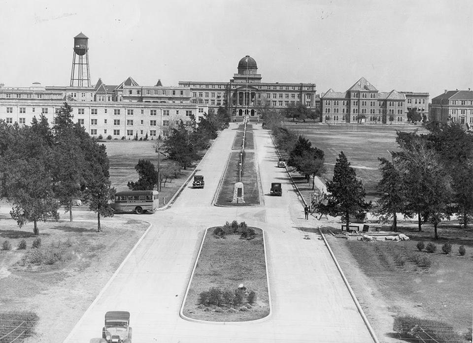 Old Main At Texas A M Circa 1930 Texas A M University Texas A M Aggies