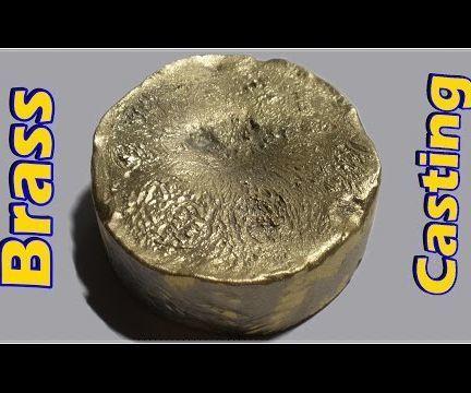 Brass Casting - Got Nice Ingot