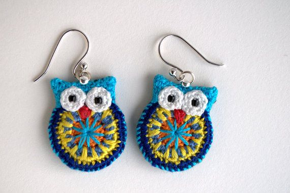 Have You Ever Tried Crochet Jewelry? #jewelry
