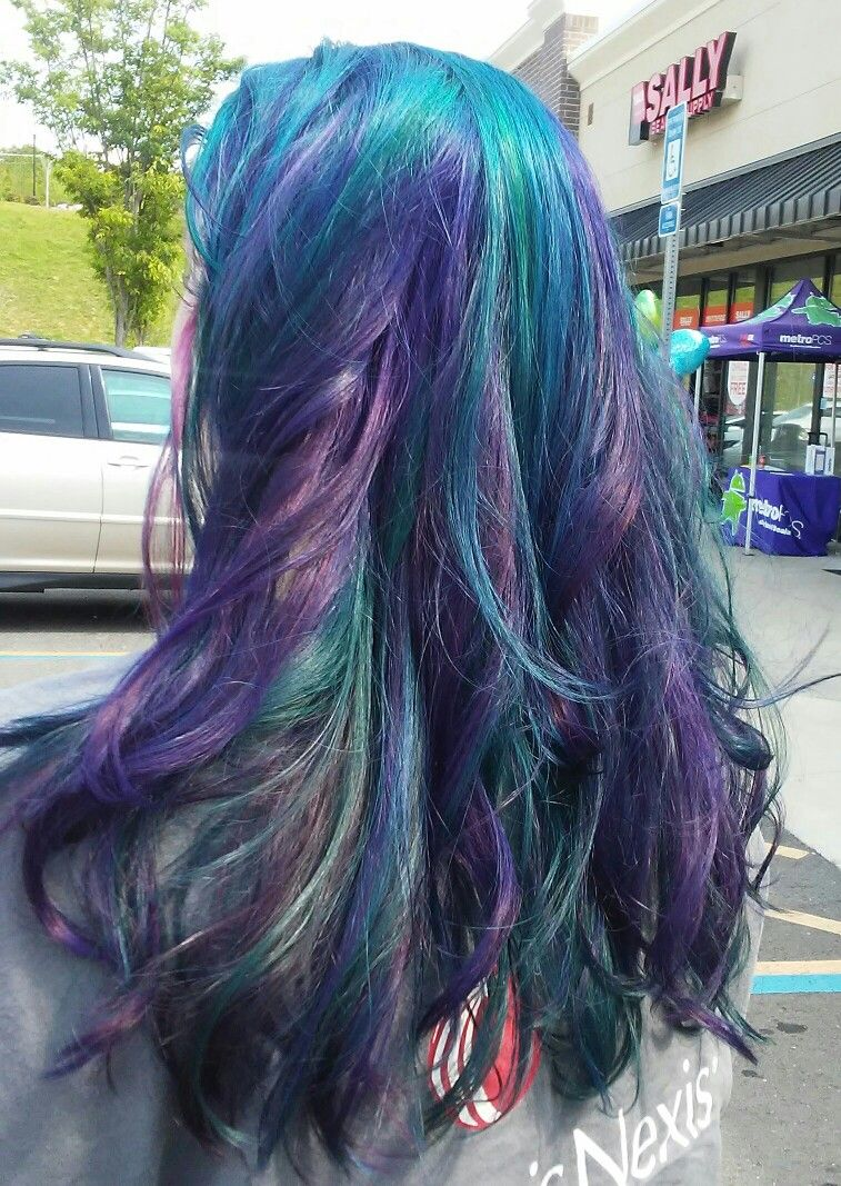 Pink, Purple, Blue and More: Hair Color Inspiration We're Dyeing' ToTry