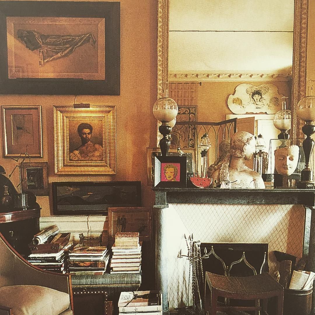 Jacques Grange Colette 39 S Apartment That Grange Rented For Years Bust A Move Glorious
