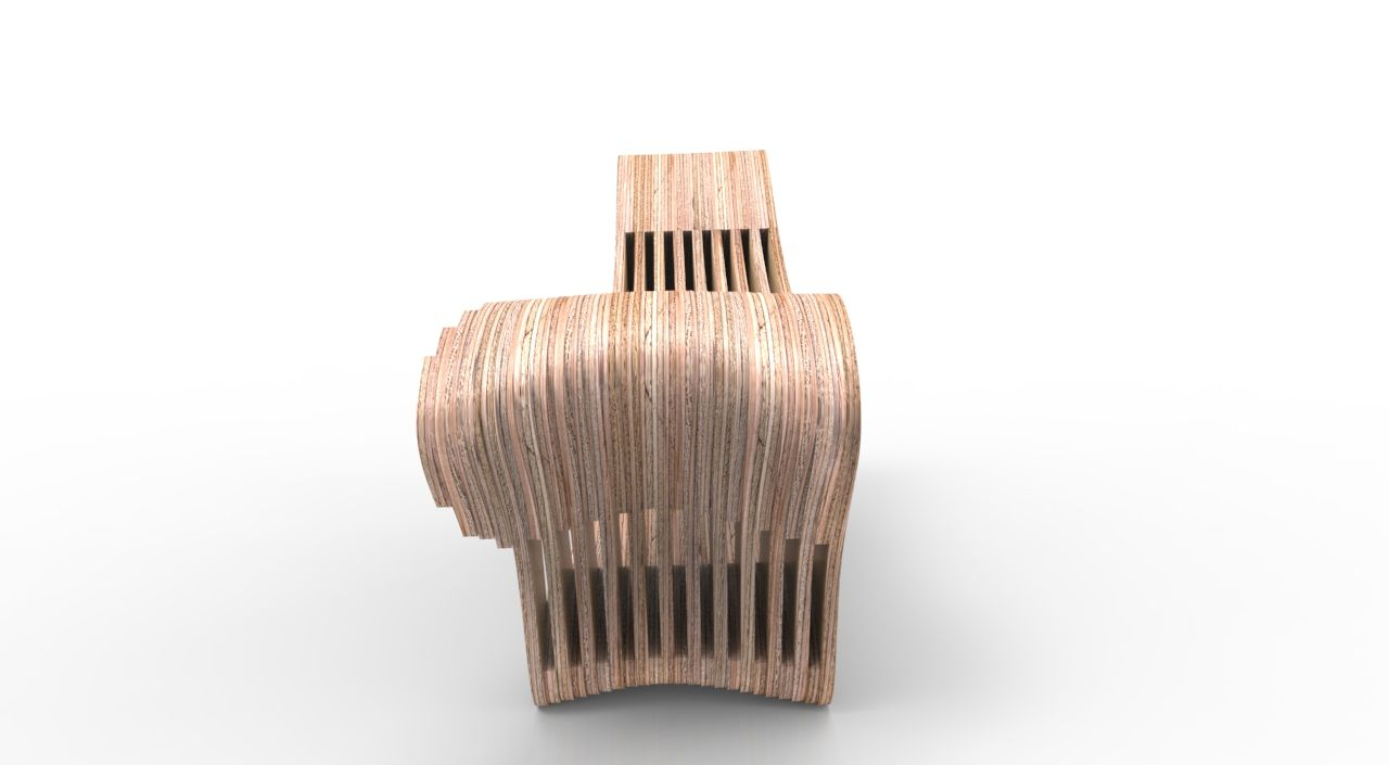 plywood render keyshot - Google Search | Furniture | Home decor