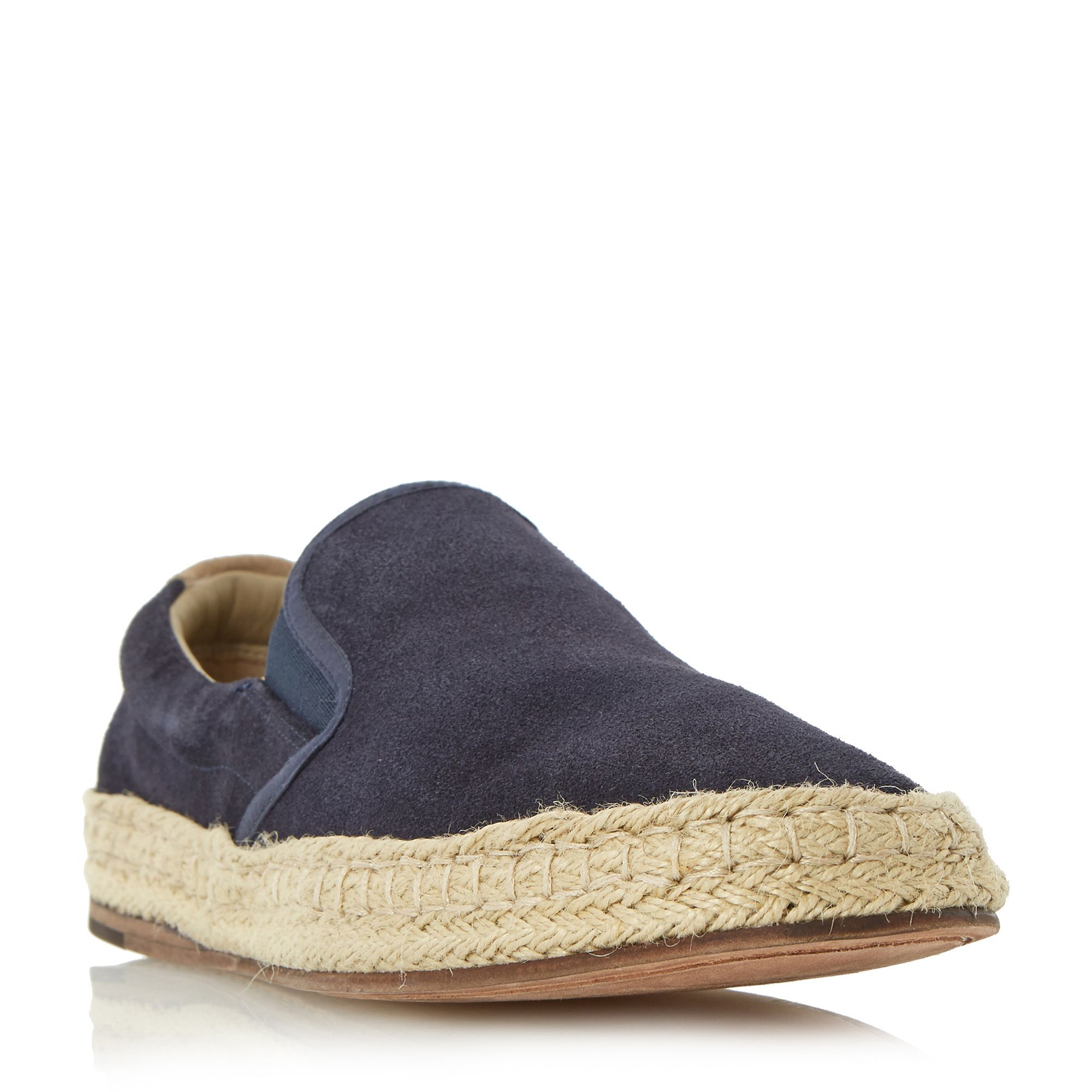 ba2a5f4587e Hugo Boss Antwann Slip On Espadrille Shoe