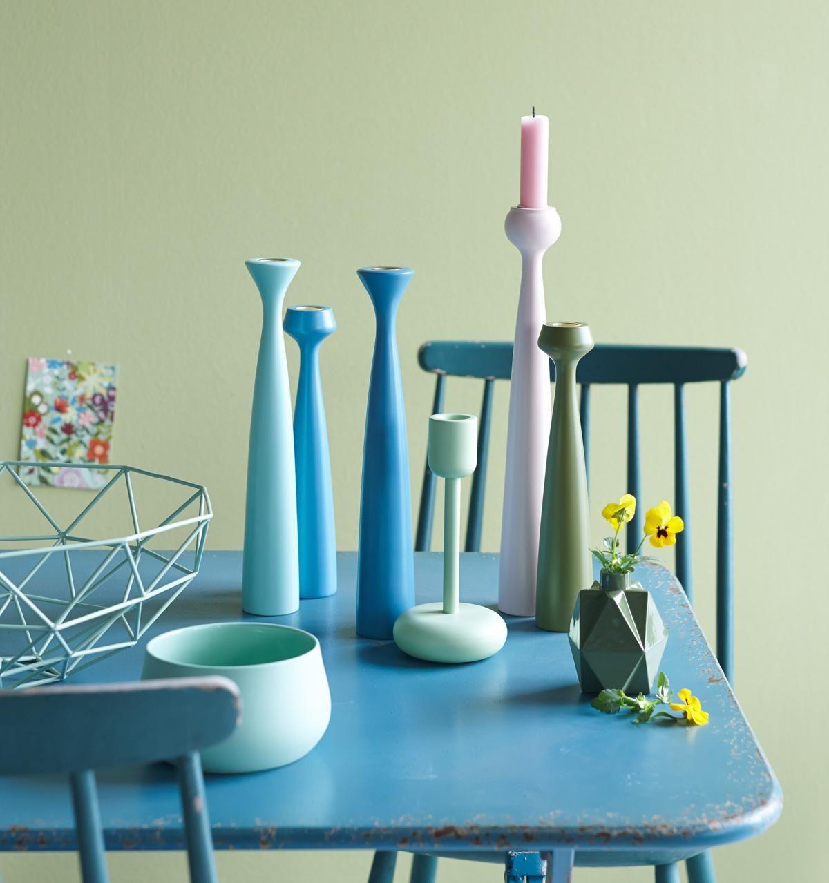 Schöner Wohnen Farbpalette: Möbel, Accessoires Und Wandfarben Für Das