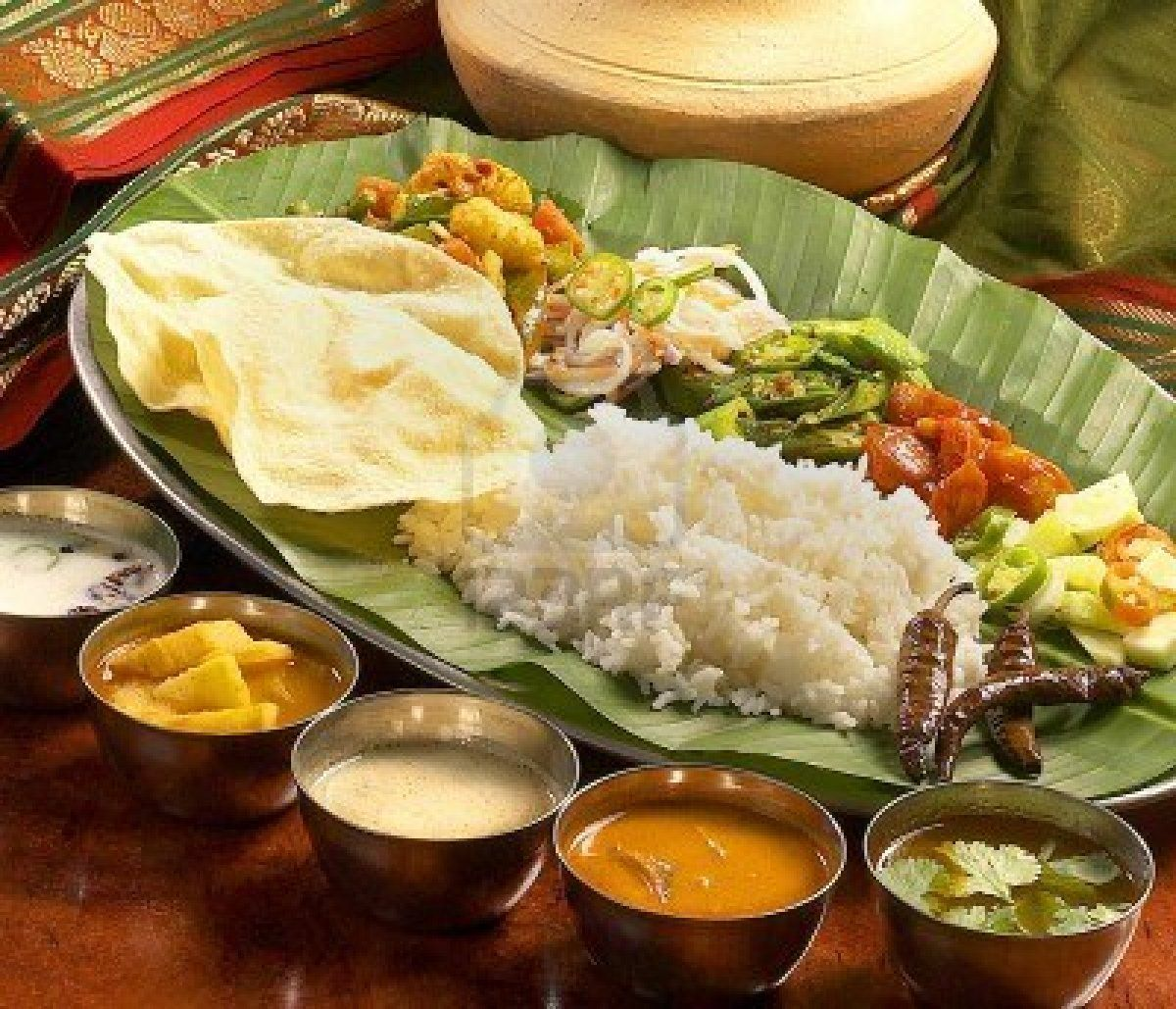 Go on a foodie tour in India Food, Full meal recipes