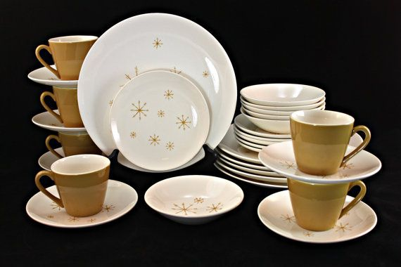 Star Glow Royal China Royal China Dinnerware Royal China Retro Dinnerware Atomic & Star Glow Royal China Royal China Dinnerware Royal China Retro ...