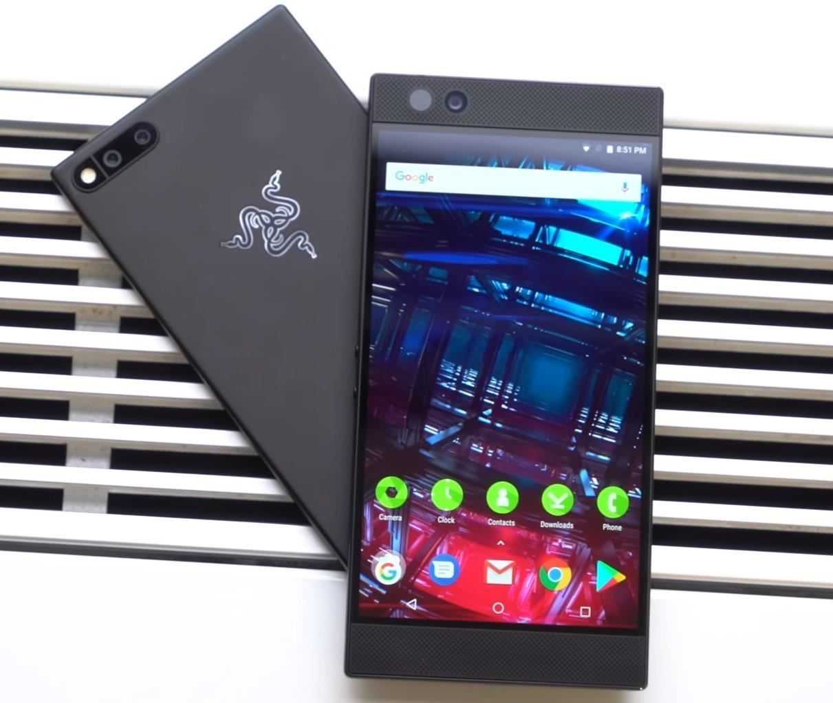 razer phone gold edition amazon