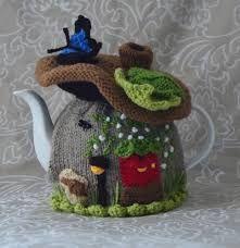 Resultado de imagen de teapot cosy patterns