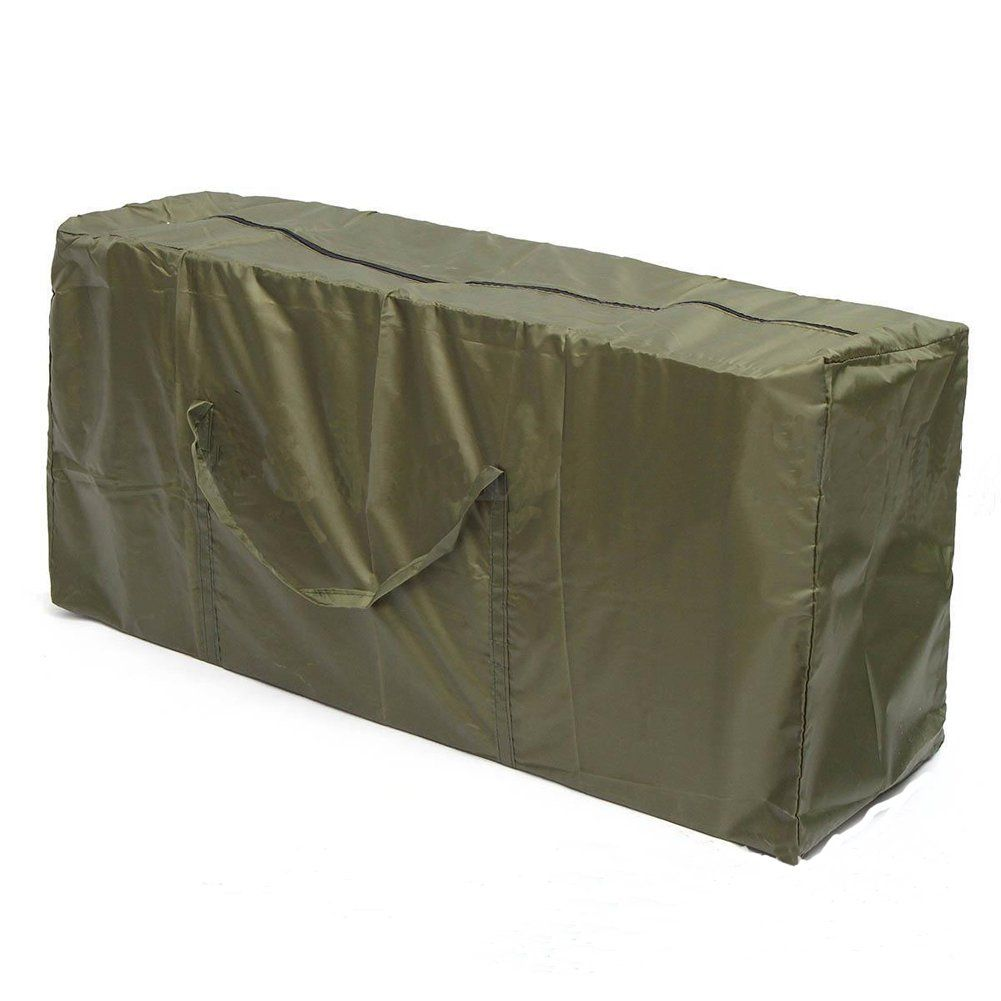 Qees Furniture Cushion Storage Bags Patio Garden Storage Bag Cover
