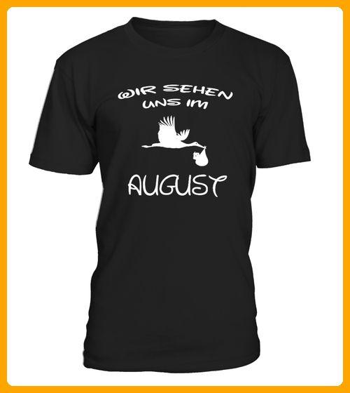 Wir sehen uns im August - Shirts für die familie (*Partner-Link)