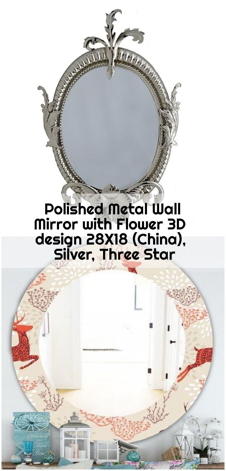 Fantastic Images Right Edge Bi Level Pfaff 821007096 Style Mirror Wall Metal Walls Mirror