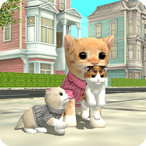 Cat Sim Online Play with Cats 3.0 Mod Apk Full Download