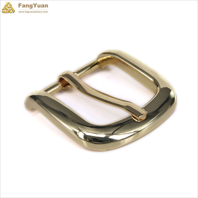 We are belt buckle suppliers. This slide belt buckle has agold color, it isperfect for making your belts. It is fashion and creative.  In addition, it…