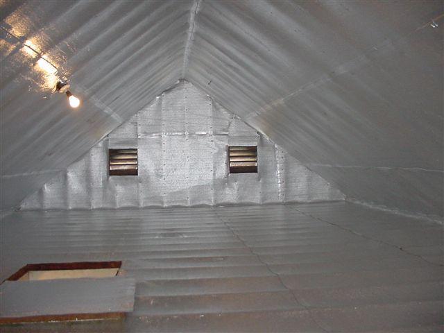 High Quality Reflective Attic Insulation 2 Attic Blanket Insulation Attic Flooring Attic Insulation Attic Renovation