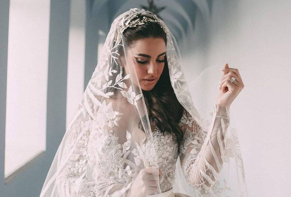 شاهد بالصور ضرة درة تنفي طلاقها من هاني سعد Wedding Dresses Lace Wedding Dresses Bridal