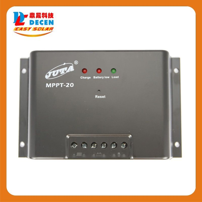 Maylar Mppt20 12 24 Juta 20a Mppt Solar Charge Controller 12v 24v Regulator Solar Charge Battery Electrical Equipment
