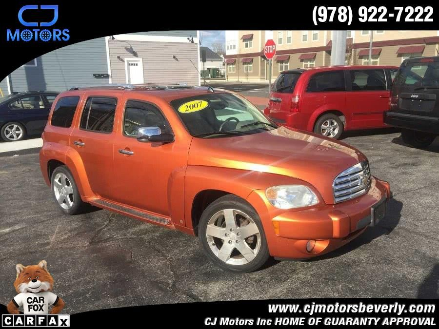 2007 Chevrolet Hhr 2wd 4dr Lt Sport Utility For Sale In Beverly Ma Danvers Salem Peabody Essex Essex County Danvers Ma Chevrolet Ipswich Essex County