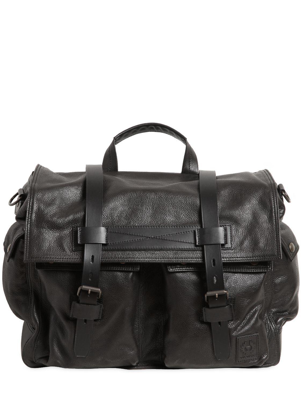 2aff809308 BELSTAFF COLONIAL LEATHER MESSENGER BAG. #belstaff #bags #shoulder bags  #hand bags #leather #