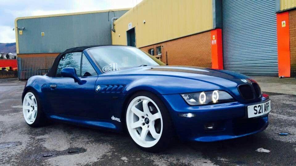 Bmw Z3 Classic Car 1998 Bmw Z3 M Sport For Sale Classic