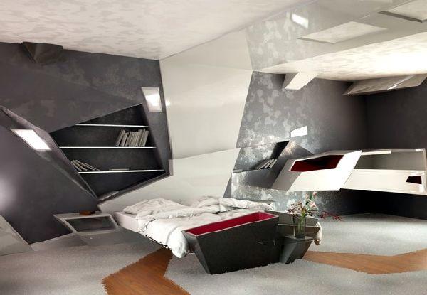 Modern Interior Design Ideas For The Bedroom Med Bilder Hjem