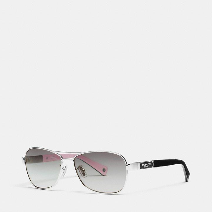c915535e87da Coach CAROLINE SUNGLASSES in Black... | Things I want ...