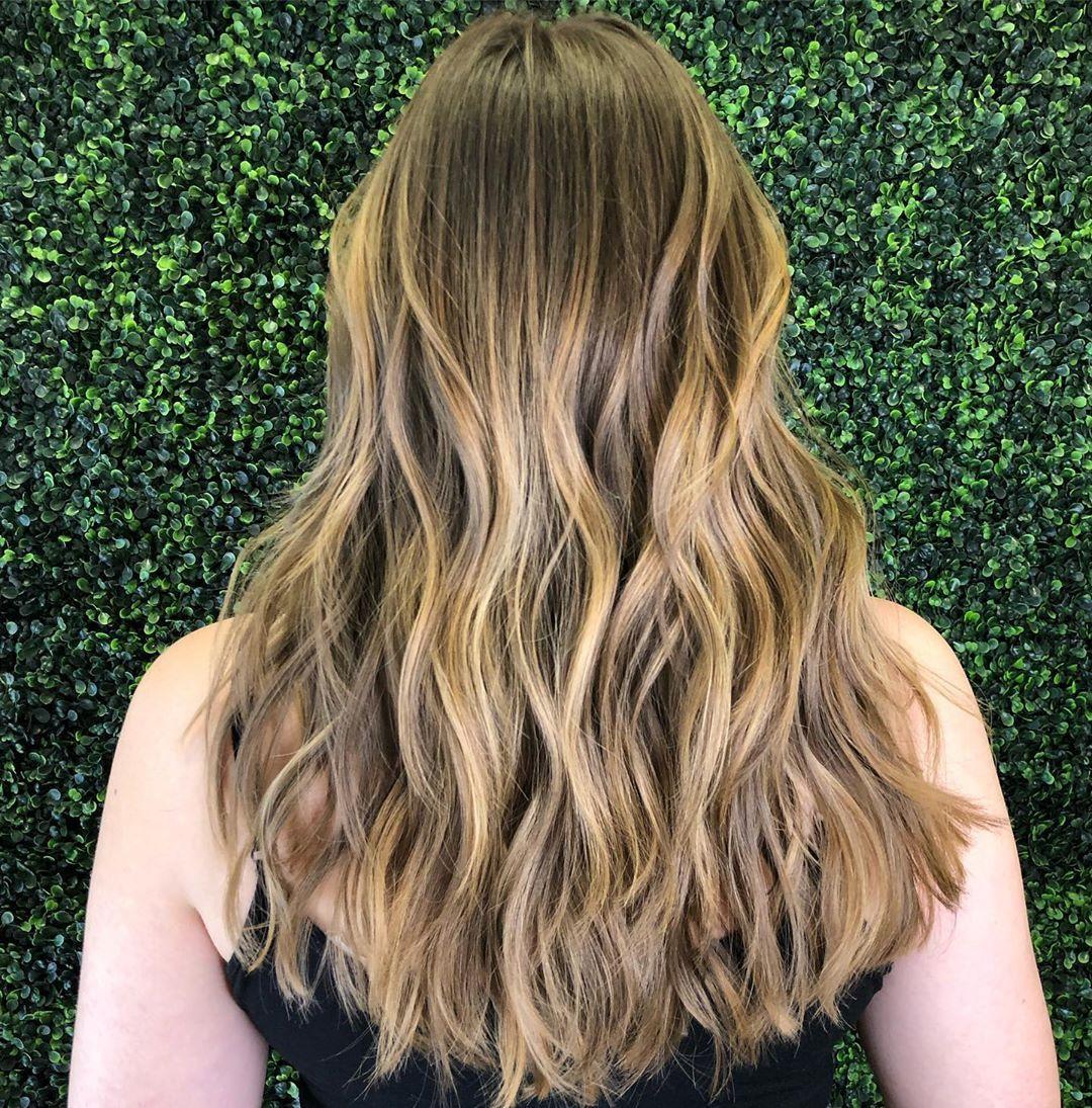 Free Hand Balayage Balayage Studiorksalon Fortmyershair Redkenobsessed Redken Best Hair Salon Hair Hair Salon