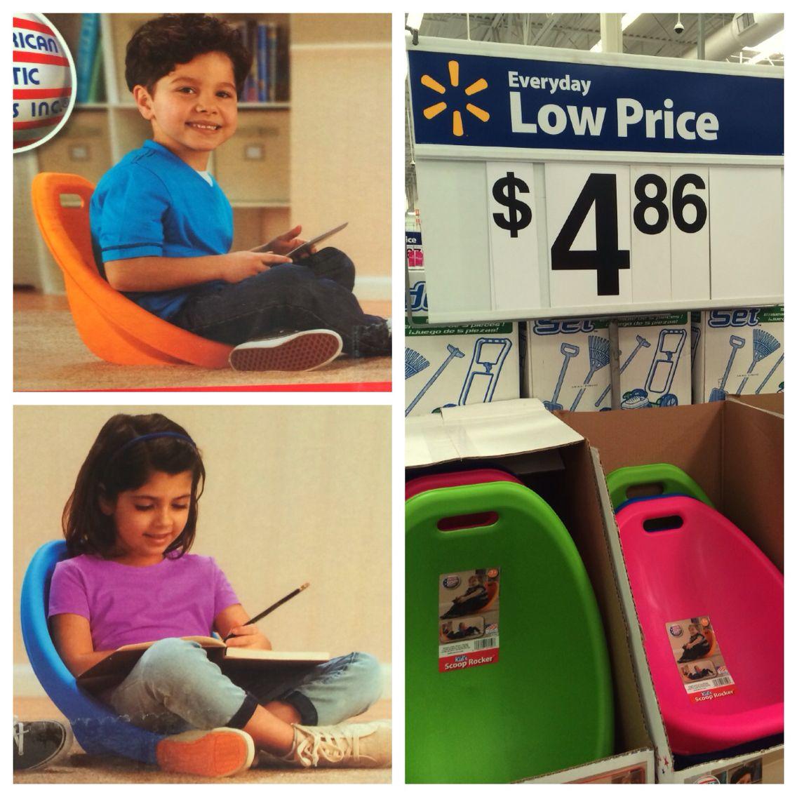 Kids Scoop Rockers At Walmart Now 5 7 15 Flexible