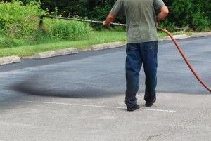 Coal Tar Asphalt Sealant Banned In Parts Of Maryland Paving Contractors Asphalt Driveway Parking Lot Striping