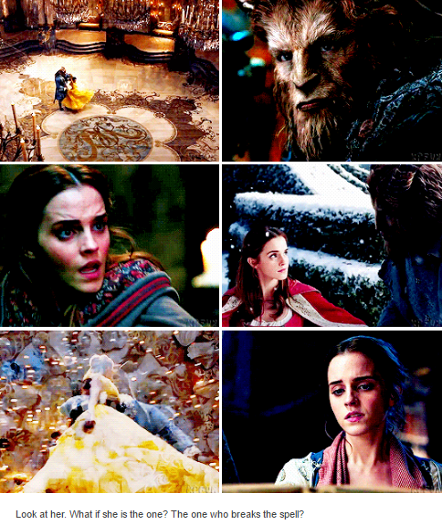 From Beauty and The Beast new trailer - Emma Watson